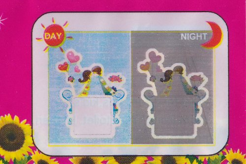 minnie mouse glow in the dark light switch cover surround